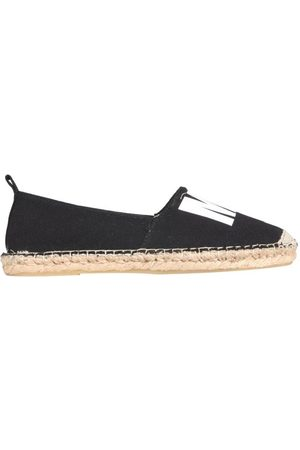 Msgm WOMEN'S 3042MDS4201199 COTTON ESPADRILLES