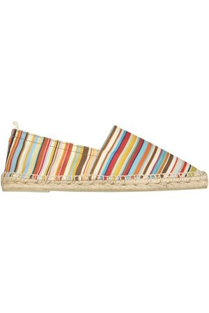 Castaner MEN'S PABLOPS046 MULTICOLOR COTTON ESPADRILLES