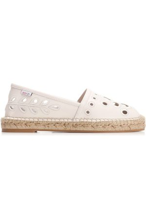 RED Valentino WOMEN'S VQ0S0D91IYJ031 OTHER MATERIALS ESPADRILLES