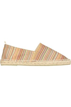 Castaner MEN'S PABLOPS043 MULTICOLOR COTTON ESPADRILLES