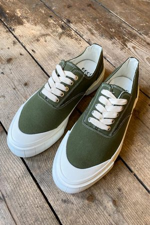 Good News Men Sneakers - Mens Opal Khaki Trainers