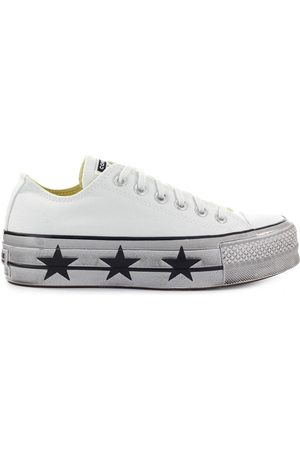Converse CHUCK TAYLOR ALL STAR STARS PLATFORM SNEAKER