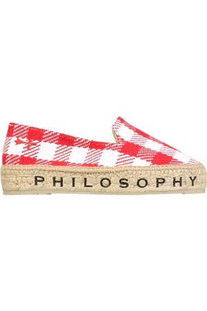 Philosophy WOMEN'S 600182011112 COTTON ESPADRILLES