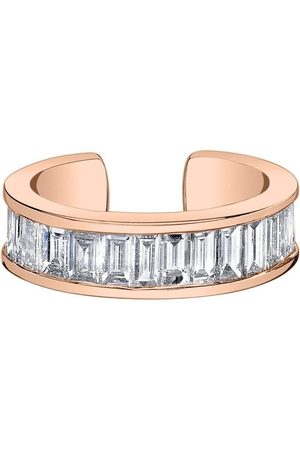Anita Baguette Diamond Ear Cuff