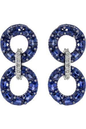 SABOO FINE JEWELS Elemento Sapphire Earrings