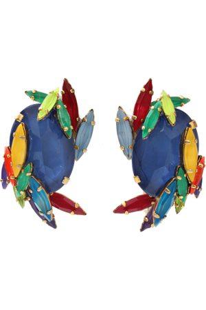 ERICKSON BEAMON Women Earrings - Rhinestone Splash Earrings