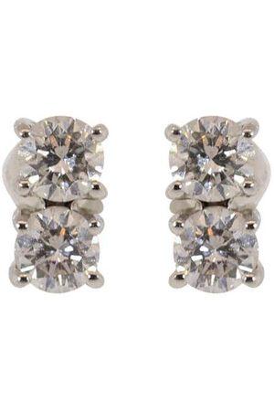 Anita Two Dot Diamond Earrings