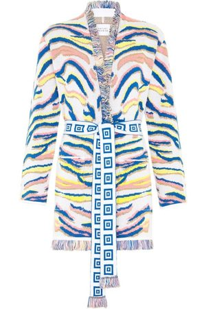 HAYLEY MENZIES Shimmering Tiger Cardi in