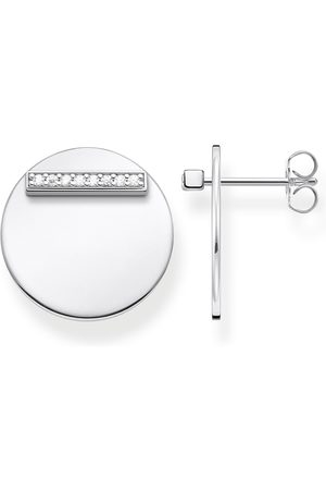 Thomas Sabo Together Disc Earrings