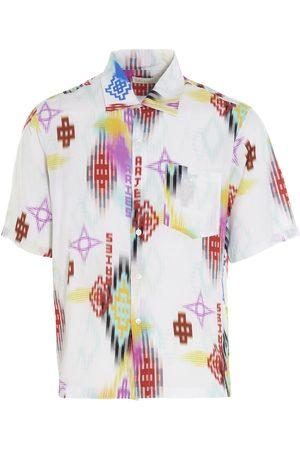 ARISE ARISE Men Shirts - MEN'S SRAR40112WHT OTHER MATERIALS SHIRT