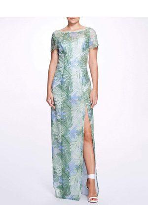 Marchesa Notte Women Evening dresses - Lace Guipure Gown