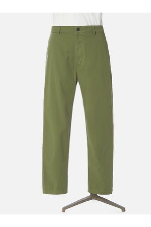 Universal Works Military Chino in Olive