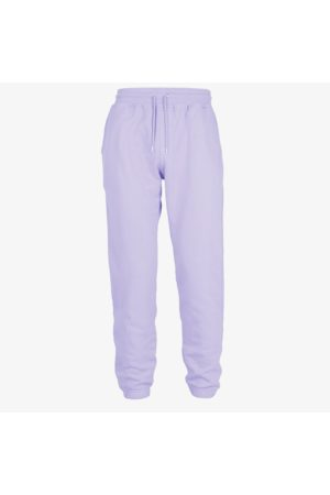 Colorful Standard Classic Organic Sweatpants Soft Lavender