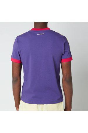 adidas Men T-shirts - Men's 70S V-Neck T-Shirt