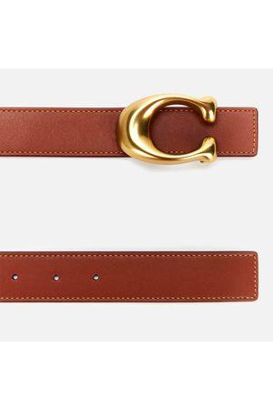 Coach Women's 32mm C Reversible Belt