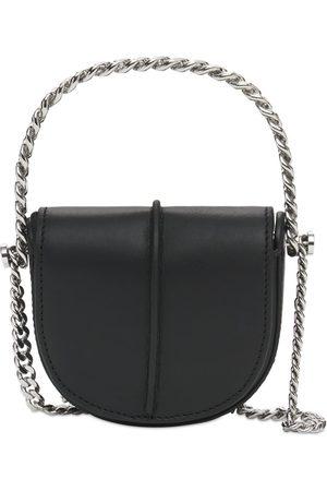 KARA Infinity Case Chain Leather Shoulder Bag