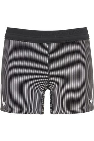 "Nike Women Sports Shorts - ""aeroswift"" Tight Running Shorts"
