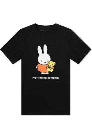 Pop Trading Company Men T-shirts - X Miffy Bear Tee