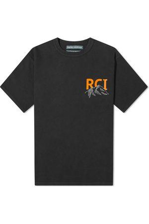 Reese Cooper Men T-shirts - Mountain Logo Tee