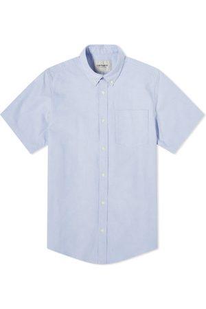Carhartt WIP Short Sleeve Button Down Pocket Shirt