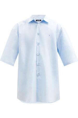 RAF SIMONS Teenage Dreams-embroidered Shirt - Mens