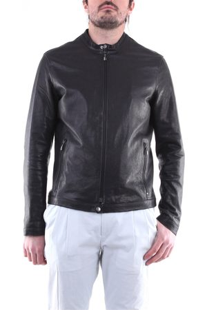 EMANUELE CURCI Men Leather Jackets - Leather jackets Men