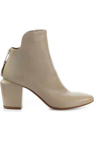 Elena Iachi Women Ankle Boots - LEATHER ANKLE BOOT