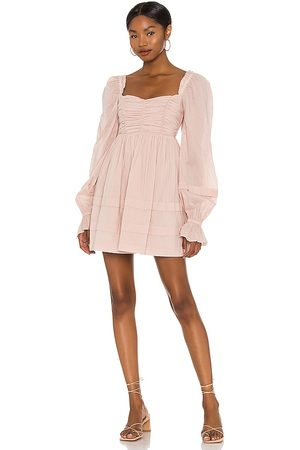 Tularosa Oakland Dress in Rose.