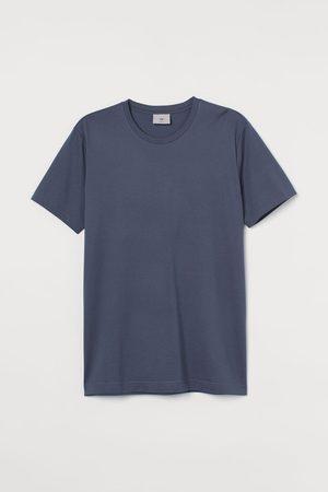 H&M Men T-shirts - Premium Cotton T-shirt