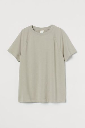 H&M Short-sleeved Sweatshirt