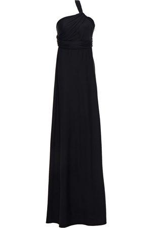 Emilio Pucci Woman One-shoulder Twist-back Jersey Maxi Dress Size 38