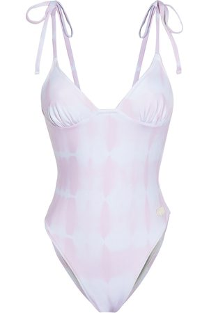 Solid Woman The Olympia Tie-dyed Swimsuit Baby Size L