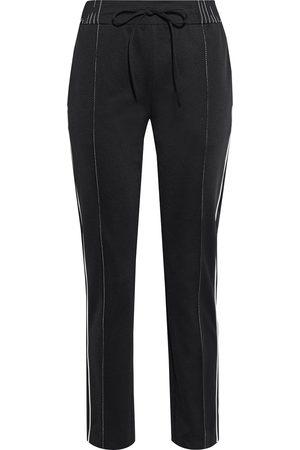VALENTINO Women Sweatpants - Woman Printed Satin-jersey Track Pants Size 4