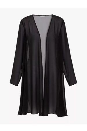 Gina Bacconi Long Chiffon Jacket SCON99102
