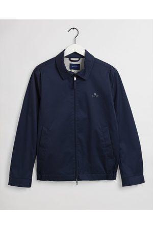 GANT Men Sports Jackets - GAN T- MENS - DEEP OCEAN - WINDCHEATER - JACKET - M Colour: Deep