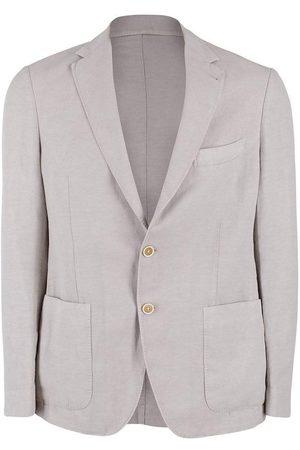 ELEVENTY Melange Real Cut Patch Pocket Jacket