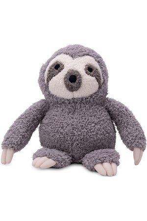 Barefoot Dreams CozyChic Sloth Buddie Plush Toy - Grey