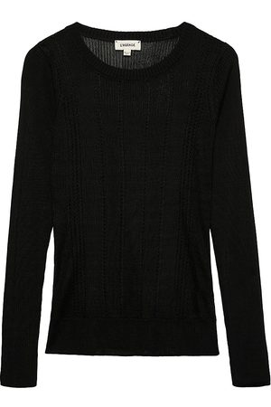 L'Agence Women's Whitley Pullover Sweater - - Size Small