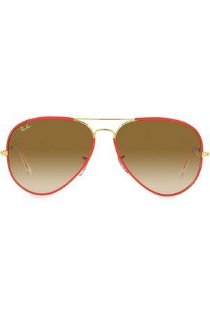 Ray-Ban Men's 62MM Aviator Sunglasses