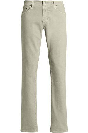 AG Jeans Men Slim - Men's Tellis Modern Slim-Fit Straight-Leg Jeans - Grey - Size 34
