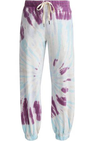 NSF Women Sweats - Women's Kane Lounge Pants - Hazel Tie Dye - Size Large