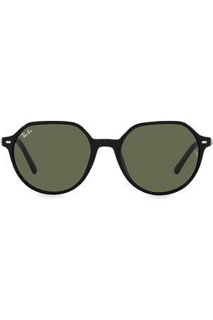 Ray-Ban Men Round - Men's 53MM Round Sunglasses