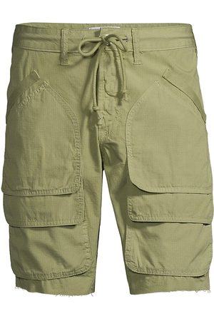 Hudson Men's Tracker Cargo Shorts - Palms - Size 36