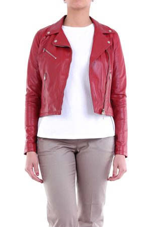 EMANUELE CURCI Jackets Leather jackets Women