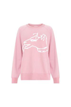 BELLA FREUD Big Dog Sweatshirt