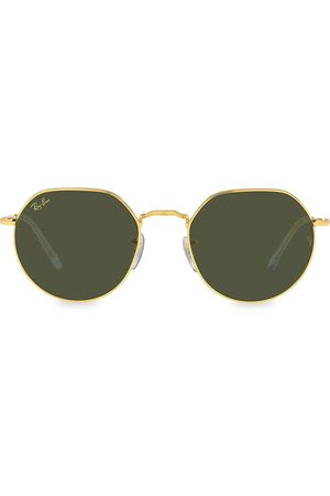 Ray-Ban Men's 53MM Irregular Round Sunglasses