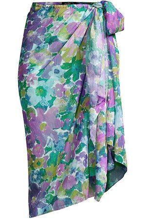 PATBO Women's Gabi Floral Print Pareo
