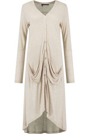 Elsewhere Clothing ELSEWHERE LOIS CARDIGAN LINEN