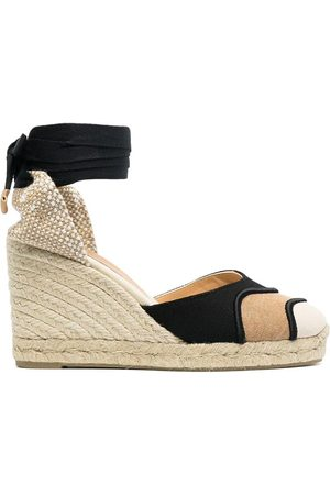 Castaner CASTAÑER CASEY MULTICOLOR ESPADRILLES WITH WEDGE