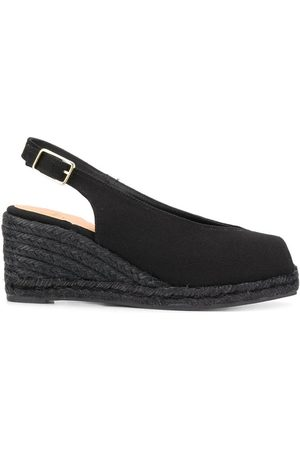 Castaner CASTAÑER DOSALIA OPEN TOE ESPADRILLE WITH WEDGE